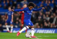 Negosiasi Kontrak Alot, Willian Berniat Tinggalkan Chelsea