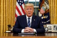Presiden Trump: Tak Ada Waktu untuk Tunggu Vaksin