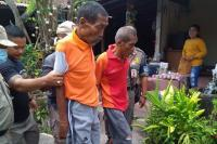 Ganggu Warga, Kakek-Kakek Bersaudara Pengidap Gangguan Jiwa Diamankan