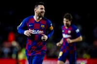 Sarabia: Hak Istimewa Bisa Bekerja dengan Messi