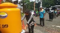 Pendatang di Kota Malang Jalani Pemeriksaan Kesehatan Antisipasi Virus Corona