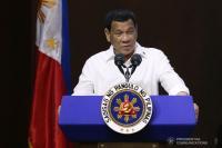 Presiden Duterte Perpanjang <i>Lockdown</i> Filipina hingga 30 April