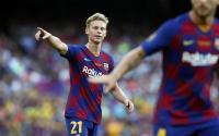 De Jong Yakin Masih Bisa Tampil Baik di Barcelona pada Musim Depan