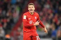 Bayern Resmi Perpanjang Kontrak Muller hingga 2023