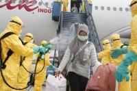 154 Pekerja Migran dari Malaysia Dinyatakan Negatif Covid-19