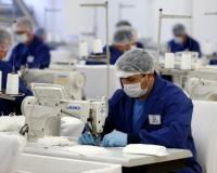 Pandemi Virus Corona, 5 Negara Ini Pekerjakan Napi untuk Produksi Masker