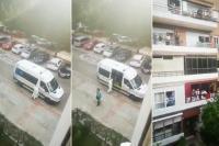 Sembuh dari Virus Corona, Perempuan Spanyol Disambut Meriah Tetangga