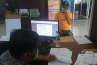 Pria di Palembang Tertipu Rp36 Juta, Beli Masker via <i>Online</i> yang Diantar Batu Bata