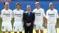 Beckham Akui Ronaldo Membuatnya Nyaman Berada di Madrid