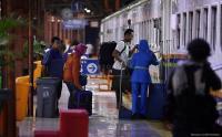 Dampak Corona, 14 Perjalanan Kereta Rute Solo-Jakarta Dibatalkan