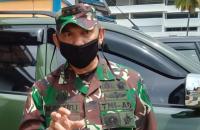 Idul Fitri di Tengah Pandemi, Danrem dan Gubernur Jambi Beri Hormat Pejuang Kesehatan