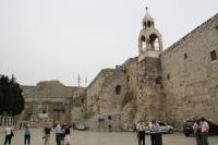 Palestina Longgarkan Lockdown, Gereja Kelahiran Betlehem Dibuka Kembali