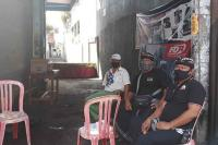 Seorang Warga Positif Covid-19, Satu Gang di Denpasar Diisolasi
