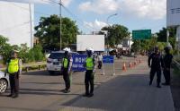 Tak Punya SIKM, 14 Kendaraan di Cek Point Jaksel Diminta Putar Balik