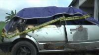 Mobil Terbakar di Pasuruan, Dua Balita Tewas
