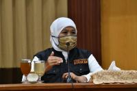 Khofifah Minta Warganya Tak Kembali ke Jakarta Sementara Waktu