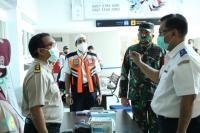 Bandara Adi Soemarmo Solo Siap Terapkan New Normal, Danlanud Inspeksi