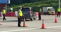 Tanpa SIKM, 132 Kendaraan Pemudik Dipaksa Putar Balik