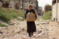 PBB Perkirakan 265 Juta Orang Menghadapi Krisisi Pangan Dampak Pendemi Virus Corona