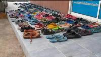 Pria Curi 126 Pasang Sandal untuk Berhubungan Seks