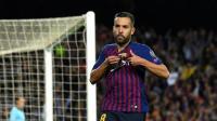 Jordi Alba Berharap Protokol Kesehatan Dipatuhi ketika Liga Spanyol Bergulir