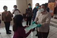 Seluruh Pasien Virus Corona di RSUD Soekardjo Tasikmalaya Dinyatakan Sembuh