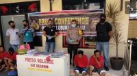 Kakak Adik Pelaku Begal 100 TKP Keok Dipelor Polisi