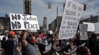 Demonstrasi Kematian George Floyd, Pria 19 Tahun Tewas Tertembak di Detroit