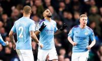 Jelang Comeback Liga Inggris, Mahrez Ungkap Kondisi Skuad Man City