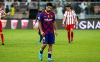 Vidal Sambut Gembira Pulihnya Suarez dari Cedera