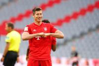 Lewandowski Makin Mantap Puncaki Klasemen Top Skor Bundesliga