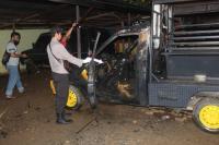 Penyerangan Polsek Daha Selatan Tak Terkait Hari Lahir Pancasila