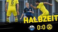 Paderborn vs Dortmund, Skor Kacamata Hiasi Babak Pertama