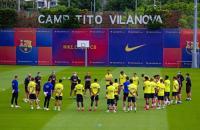 5 Pemain Barcelona Ternyata Positif Mengidap Virus Corona