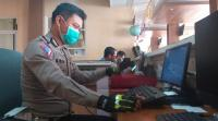 Pandemi Covid-19, Polres Purwakarta Perpanjang Bebas Denda Kendaraan