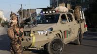 Ledakan Bom Bunuh Diri Hantam Masjid dekat Zona Hijau Kabul, Tewaskan Imam