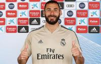 Benzema Tatap Optimis Laga Kontra Eibar dalam Comeback Liga Spanyol