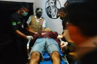 Usai Jalani Rapid Test Covid-19 di Warkop, Pemuda Ini Ambruk Pingsan