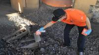 Tungku Pabrik Bijih Mangan Meledak, Satu Pekerja Tewas Terbakar