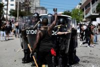Lebih dari 10.000 Orang Ditangkap Selama Demonstrasi Kematian George Floyd di AS