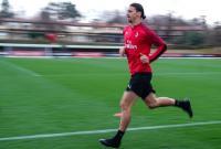 AC Milan Hampir Pasti Tanpa Ibrahimovic saat Tantang Juventus