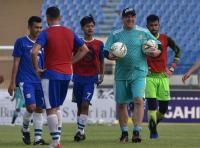 Skuad Persib Bandung Belum Bisa Latihan Bersamaan di Lapangan