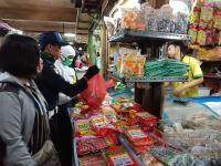 Pasar Tradisional di Jateng Jadi Klaster Corona, Satpol PP Dikerahkan Awasi Protokol Kesehatan