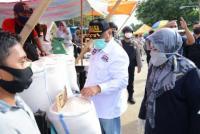 Pasar Kayubulan Jadi Kawasan Percontohan New Normal di Gorontalo