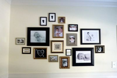 Mengkreasikan Foto Menjadi Galeri di Dinding