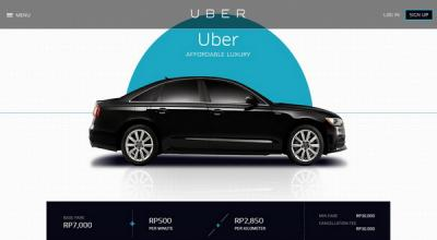 Mengenal Layanan Aplikasi 'Uber Taxi'