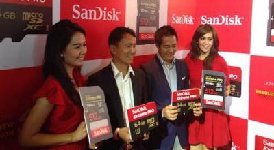 SanDisk Luncurkan Kartu Memori 512 GB Harga Rp11 Juta