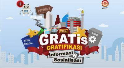 KPK Rilis Aplikasi 'GRATis' untuk Android & iOS