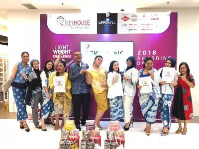 Ingin Mencari Jodoh Jadi Motivasi Winner Light Weight Challenge 2018!