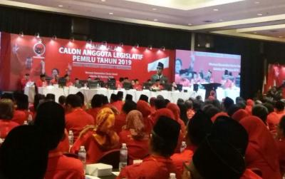 Kader PDIP yang Ikut Pileg 2019 Digembleng di Ancol